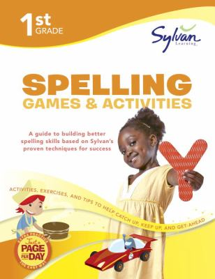 1st Grade Spelling Games & Activities 9780375430251