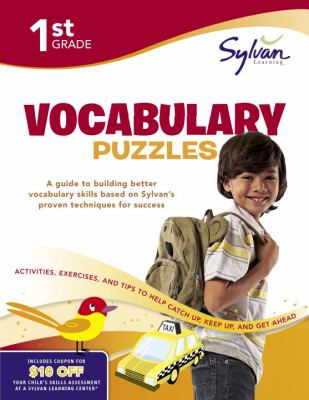1st Grade Vocabulary Puzzles 9780375430244