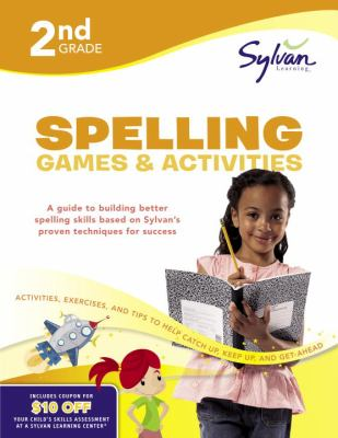 2nd Grade Spelling Games & Activities 9780375430282