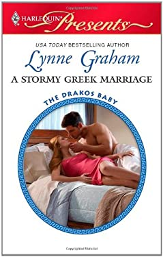 A Stormy Greek Marriage 9780373129577