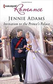 Invitation to the Prince's Palace (Harlequin Romance)