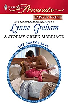 A Stormy Greek Marriage 9780373237210