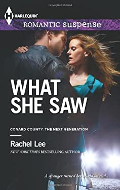 What She Saw (Harlequin Romantic Suspense) 9780373278138