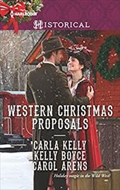 Western Christmas Proposals: Christmas Dance with the Rancher\Christmas in Salvation Falls\The Sheriff's Christmas Proposal (Harle 23341559