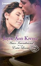 Entre Lineas: Entre Lineas\Amor Incondicional (Spanish Edition)