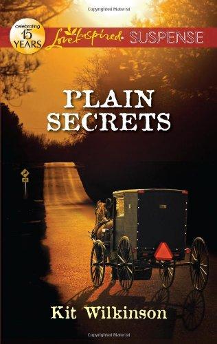 Plain Secrets (Love Inspired Suspense)
