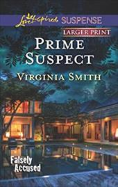 Prime Suspect (Love Inspired Suspense (Large Print))