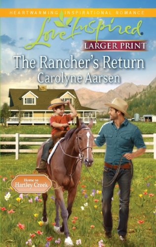 The Rancher's Return 9780373815715