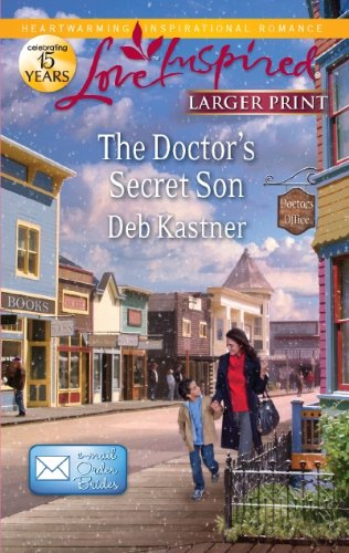 The Doctor's Secret Son 9780373815975