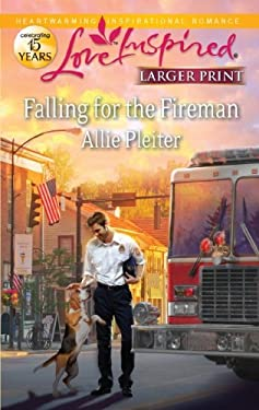 Falling for the Fireman 9780373816040