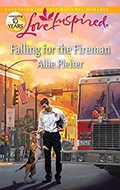Falling for the Fireman 9780373877256