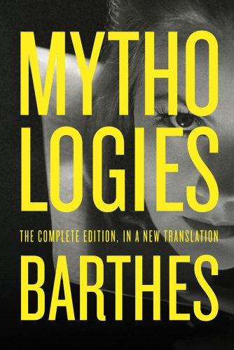 Mythologies 9780374532345