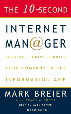 The 10-Second Internet Manager 9780375416071