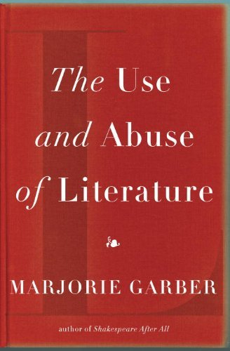 The Use and Abuse of Literature 9780375424342