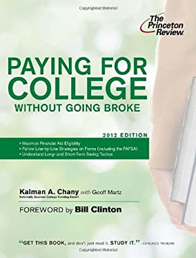 Paying for College Without Going Broke 9780375427411
