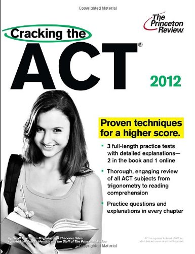 Cracking the ACT 9780375427442