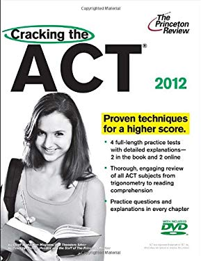 Cracking the ACT [With DVD] 9780375427459