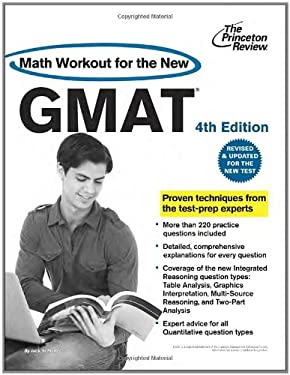 Math Workout for the New GMAT 9780375427497