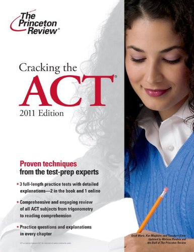 Cracking the ACT 9780375427985