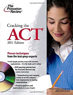 Cracking the ACT [With DVD] 9780375427992