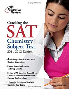 The Princeton Review: Cracking the SAT Chemistry Subject Test 9780375428142