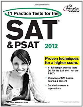 11 Practice Tests for the SAT & PSAT 9780375428371