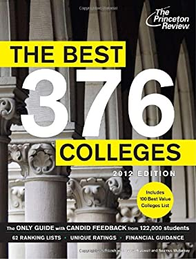 The Best 376 Colleges 9780375428395