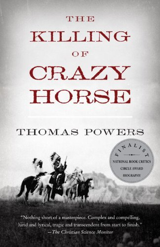 The Killing of Crazy Horse 9780375714306
