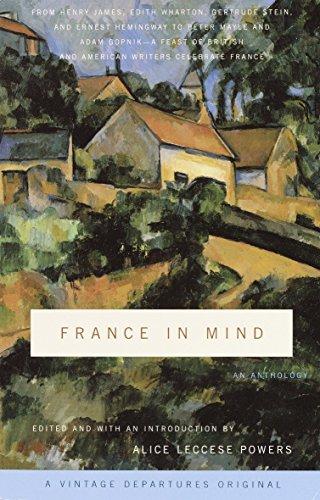 France in Mind 9780375714351