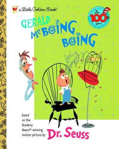 Gerald McBoing Boing 9780375827211