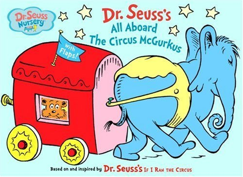 All Aboard the Circus McGurkus 9780375830112