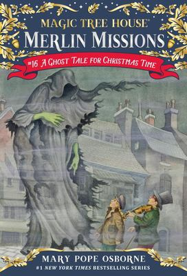 Magic Tree House #44: A Ghost Tale for Christmas Time 9780375856532