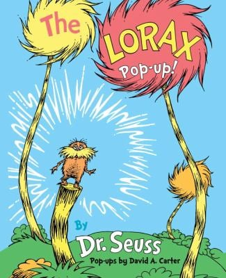 The Lorax Pop-Up! 9780375860355