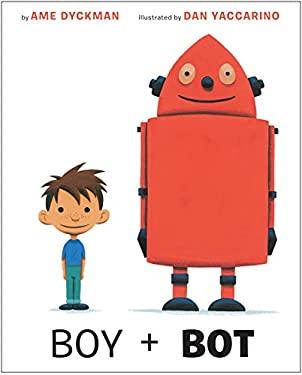 Boy + Bot 9780375867569