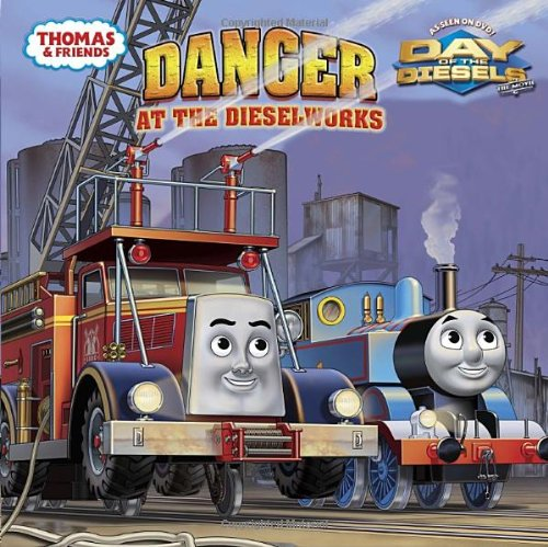 Danger at the Dieselworks 9780375867996