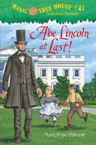 Abe Lincoln at Last! 9780375868252