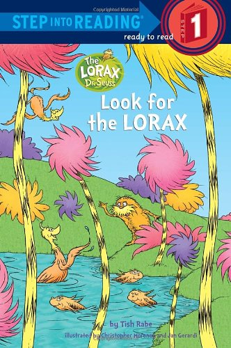 Look for the Lorax 9780375869990