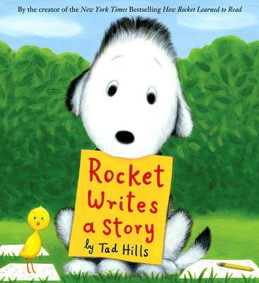 Rocket Writes a Story 9780375870866
