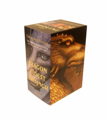 The Inheritance Cycle 9780375872037