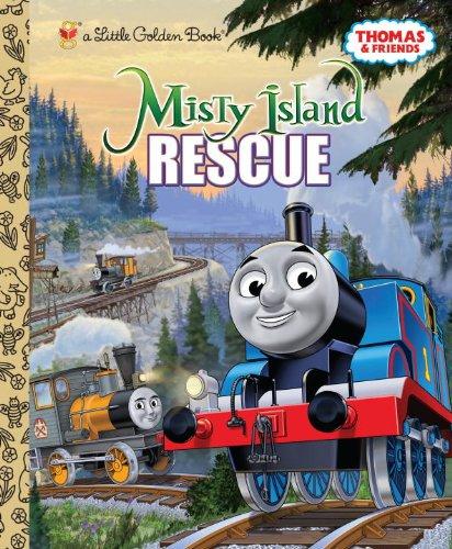 Misty Island Rescue 9780375872129