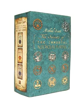 The Secrets of the Immortal Nicholas Flamel: The First Codex 9780375873119