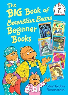 The Big Book of Berenstain Bears Beginner Books 9780375873669