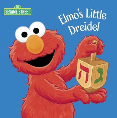 Elmo's Little Dreidel 9780375873966
