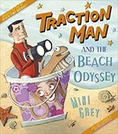 Traction Man and the Beach Odyssey 16390176