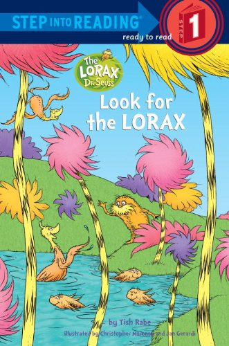 Look for the Lorax 9780375969997