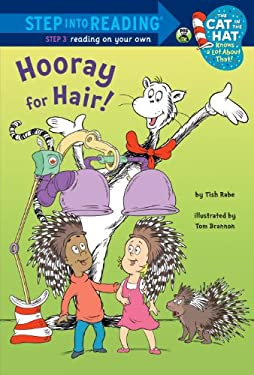 Hooray for Hair! (Dr. Seuss/Cat in the Hat) (Step into Reading) 9780375970481