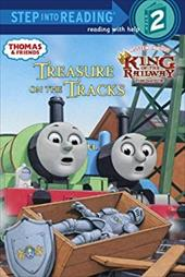 Treasure on the Tracks (Thomas & Friends) (Step into Reading) 21985669