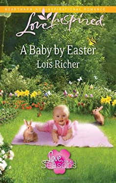 A Baby by Easter 9780373876648