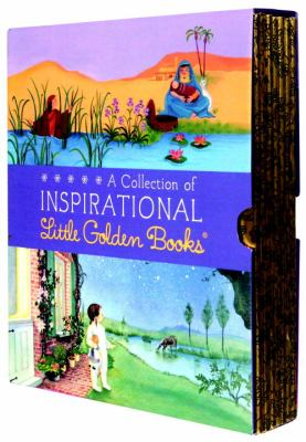 A Collection of Inspirational Little Golden Books 6 Copy Box Set 9780375843549