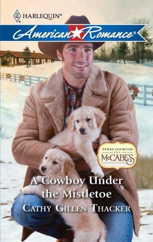 A Cowboy Under the Mistletoe 9780373753383